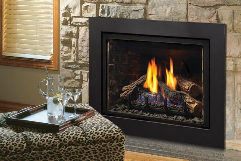 Kingsman Gas Fireplace - Zoroast